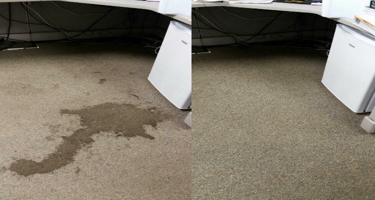 Massive Spill